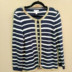 Charter Club women's cardigan Sz large